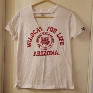 VS Pink Wildcats of Arizona tshirt